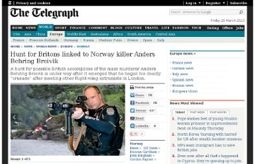 http://www.telegraph.co.uk/news/worldnews/europe/norway/8658664/Hunt-for-Britons-linked-to-Norway-killer-Anders-Behring-Breivik.html