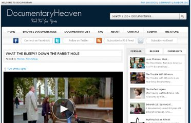 http://documentaryheaven.com/what-the-bleep-down-the-rabbit-hole/