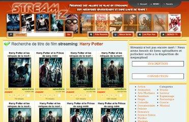 http://www.streamiz.com/gratuit-Harry+Potter.html