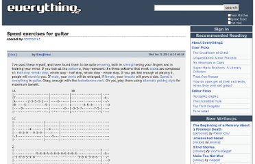 http://everything2.com/title/Speed+exercises+for+guitar