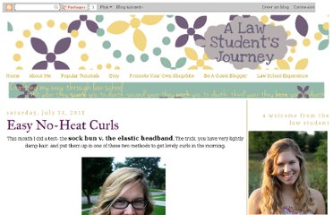 http://threeyearsofdeath.blogspot.com/2011/07/easy-no-heat-curls.html