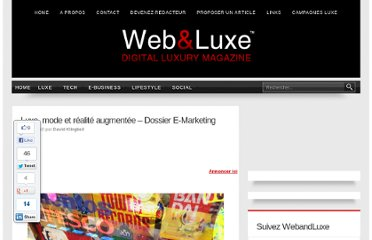 http://www.webandluxe.com/02/2010/luxe-mode-et-realite-augmentee-dossier-e-marketing/