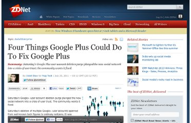 http://www.zdnet.com/blog/violetblue/four-things-google-plus-could-do-to-fix-google-plus/576