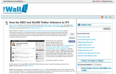 http://wallblog.co.uk/2011/07/25/how-the-bbc-lost-60000-twitter-followers/