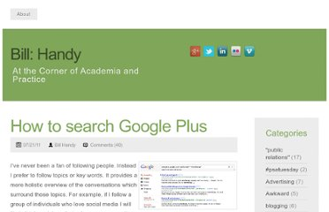 http://www.billhandy.com/how-to-search-google-plus/
