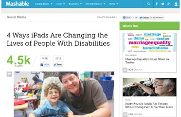http://mashable.com/2011/07/25/ipads-disabilities/