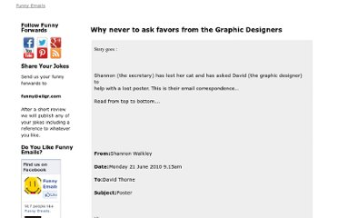 http://www.eligr.com/2010/08/why-never-to-ask-favors-from-the-graphic-designers/