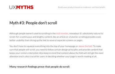 http://uxmyths.com/post/654047943/myth-people-dont-scroll