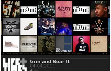 http://lifeandtimes.com/grin-and-bear-it
