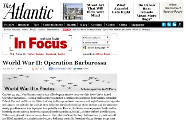 http://www.theatlantic.com/infocus/2011/07/world-war-ii-operation-barbarossa/100112/