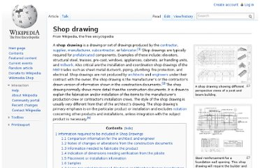 http://en.wikipedia.org/wiki/Shop_drawing