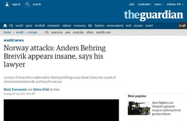 http://www.guardian.co.uk/world/2011/jul/26/norway-attacks-anders-behring-breivik#utoya
