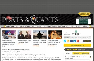 http://poetsandquants.com/2011/07/01/part-ii-your-chances-of-getting-in/