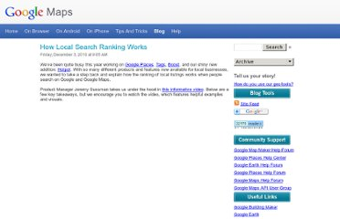 http://google-latlong.blogspot.com/2010/12/how-local-search-ranking-works.html