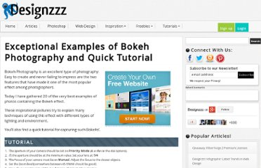 http://www.designzzz.com/bokeh-photography-howto-capture-tips-shoot/