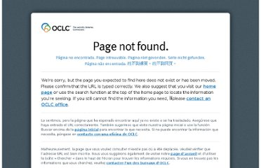 http://www.oclc.org/americalatina/es/support/questions/worldcatlocal/interoperability.htm