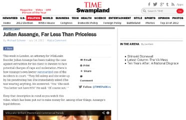 http://swampland.time.com/2011/07/14/julian-assange-far-less-than-priceless/