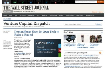 http://blogs.wsj.com/venturecapital