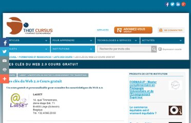 http://cursus.edu/institutions-formations-ressources/formation/16010/les-cles-web-2-0-cours/
