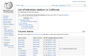 http://en.wikipedia.org/wiki/List_of_television_stations_in_California