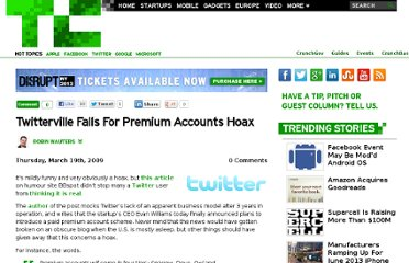 http://techcrunch.com/2009/03/19/twitterville-falls-for-premium-accounts-hoax/