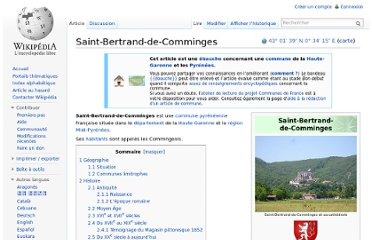 http://fr.wikipedia.org/wiki/Saint-Bertrand-de-Comminges