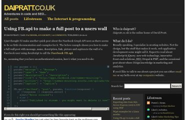 http://daipratt.co.uk/using-fb-api-to-make-a-full-post-to-a-users-wall/