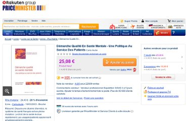 http://www.priceminister.com/offer/buy/1249004/Caria-Aude-Demarche-Qualite-En-Sante-Mentale-Une-Politique-Au-Service-Des-Patients-Livre.html#prd_information