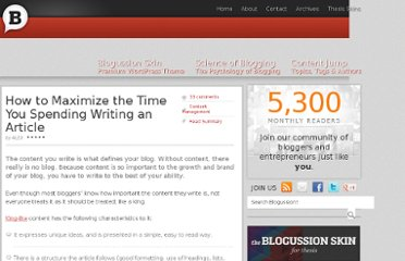 http://www.blogussion.com/content-management/time-management-planning-writing-articles/