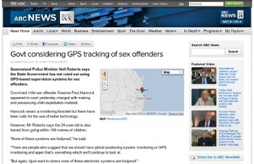 http://www.abc.net.au/news/2009-06-16/govt-considering-gps-tracking-of-sex-offenders/1714888