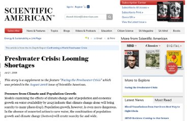 http://www.scientificamerican.com/article.cfm?id=freshwater-crisis-looming-shortages