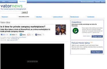 http://vator.tv/news/2009-10-27-is-it-time-for-private-company-marketplaces