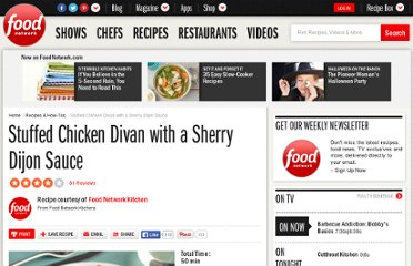 http://www.foodnetwork.com/recipes/food-network-kitchens/stuffed-chicken-divan-with-a-sherry-dijon-sauce-recipe/index.html