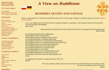 http://viewonbuddhism.org/resources/buddhist_quotes.html