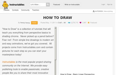 http://www.instructables.com/id/How-To-Draw-8/