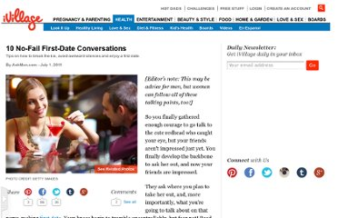 http://www.ivillage.com/10-no-fail-first-date-conversations/4-a-284208