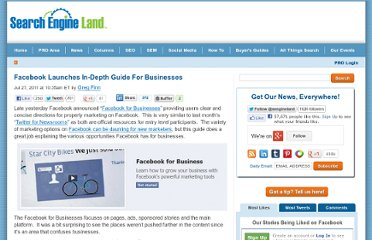 http://searchengineland.com/facebook-launches-in-depth-guide-for-businesses-87321