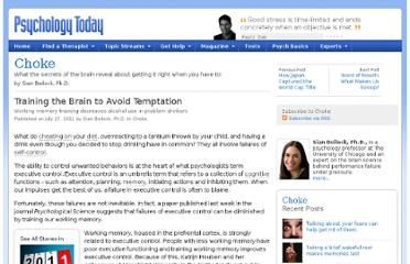 http://www.psychologytoday.com/blog/choke/201107/training-the-brain-avoid-temptation