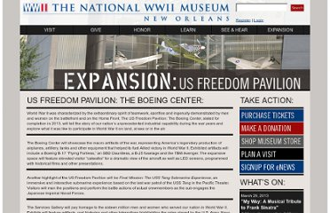 http://www.nationalww2museum.org/expansion/us-freedom-pavilion-boeing-center.html