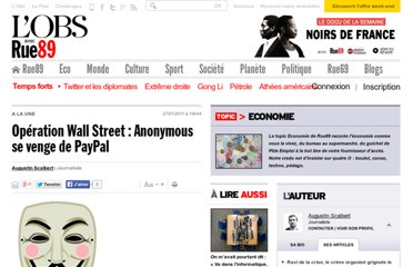http://www.rue89.com/2011/07/27/operation-wall-street-anonymous-se-venge-de-paypal-215866-0