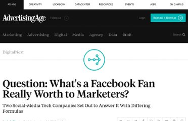 http://adage.com/article/digitalnext/question-a-facebook-fan-worth-marketers/144437/