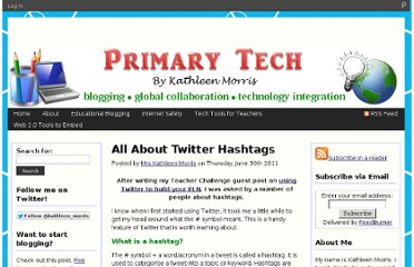 http://primarytech.global2.vic.edu.au/2011/06/30/all-abouttwitter-hashtags/