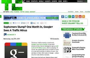 http://techcrunch.com/2011/07/27/google-minus/