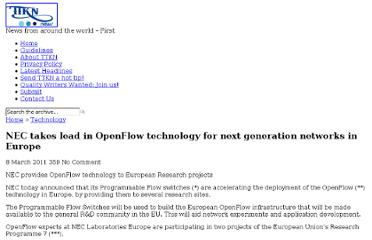 http://www.ttkn.com/technology/nec-takes-lead-in-openflow-technology-for-next-generation-networks-in-europe-9262.html/