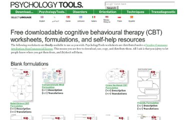 http://www.psychologytools.org/download-therapy-worksheets.html