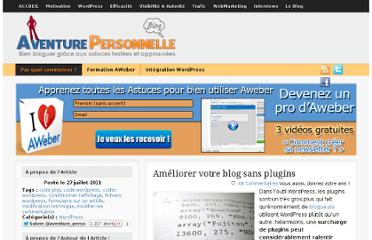 http://aventure-personnelle.net/customiser-blog-code-wordpress-php/