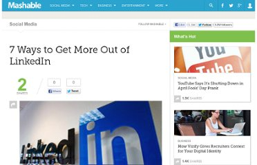 http://mashable.com/2009/11/09/linkedin-tips/
