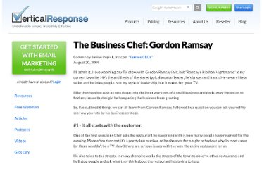 http://www.verticalresponse.com/education-support/articles-reports/the-business-chef-gordon-ramsay
