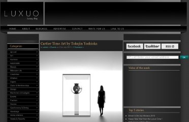 http://www.luxuo.com/events/cartier-time-art-tokujin-yoshioka.html
