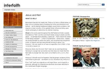 http://www.interfaith.org/articles/jesus-and-hell/